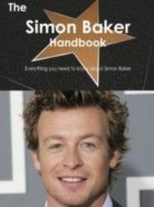 Simon Baker Handbook - Everything you need to know about Simon Baker