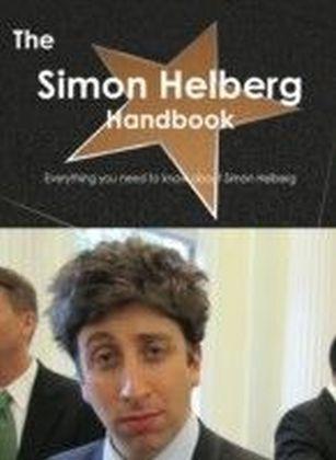 Simon Helberg Handbook - Everything you need to know about Simon Helberg