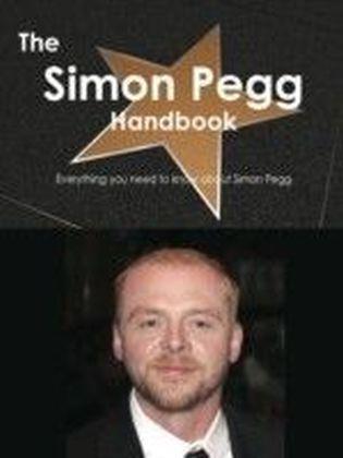 Simon Pegg Handbook - Everything you need to know about Simon Pegg