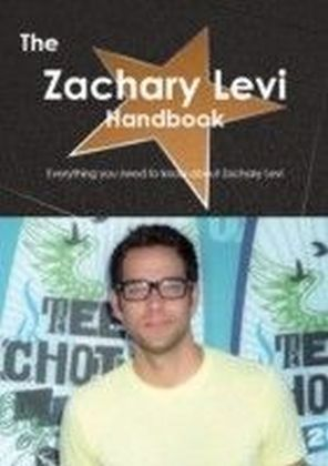 Zachary Levi Handbook - Everything you need to know about Zachary Levi