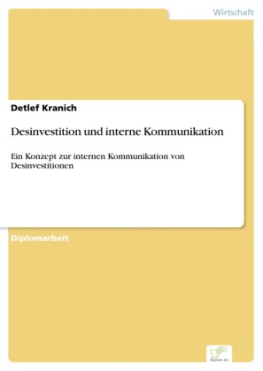 Desinvestition und interne Kommunikation