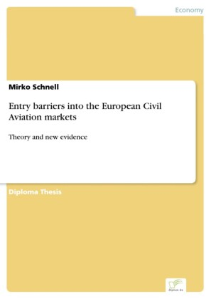 Entry barriers into the European Civil Aviation markets