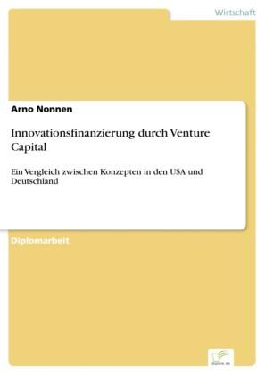 Innovationsfinanzierung durch Venture Capital