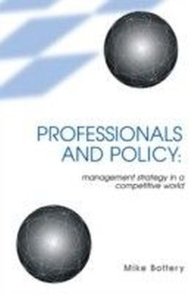 Professionals and Policy