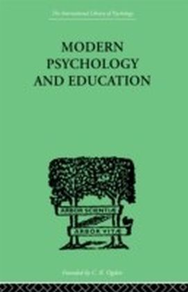 Modern Psychology And Education