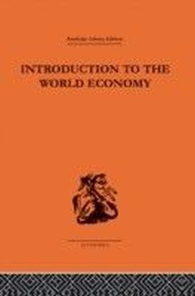 Introduction to the World Economy