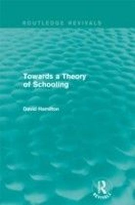 Towards a Theory of Schooling