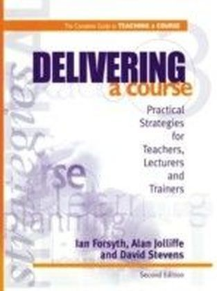 Delivering a Course