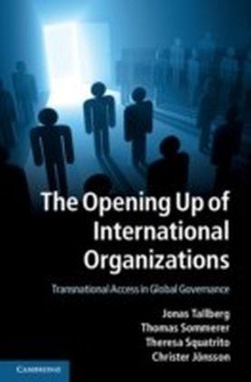 Opening Up of International Organizations