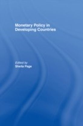 Monetary Policy in Developing Countries
