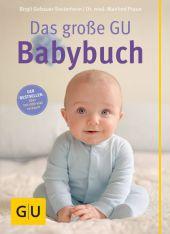 Das große GU Babybuch Cover