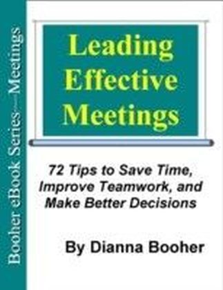 Leading Effective Meetings