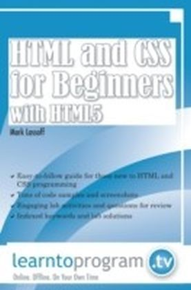 HTML and CSS for Beginners with HTML5