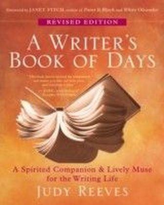 Writer's Book of Days