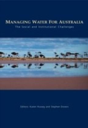 Managing Water for Australia