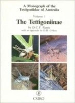 Tettigoniidae of Australia Volume 1
