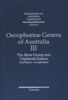 Oecophorine Genera of Australia III