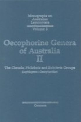 Oecophorine Genera of Australia II