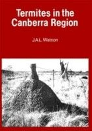 Termites in the Canberra Region