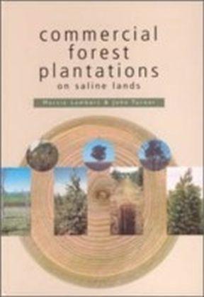 Commercial Forest Plantations on Saline Lands