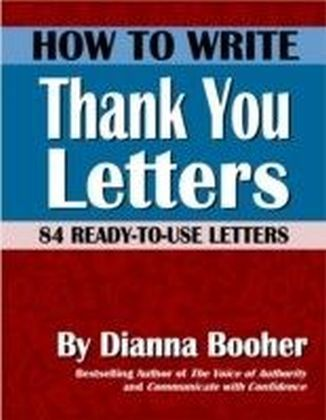 How to Write Thank You Letters