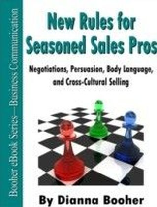 New Rules for Seasoned Sales Pros