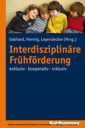 Interdisziplinäre Frühförderung