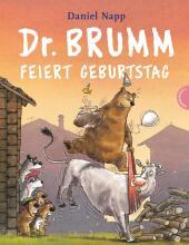 Dr. Brumm feiert Geburtstag Cover