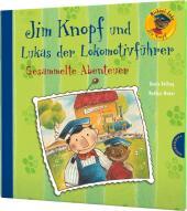 Jim Knopf: Jim Knopf und Lukas der Lokomotivführer - Gesammelte Abenteuer Cover