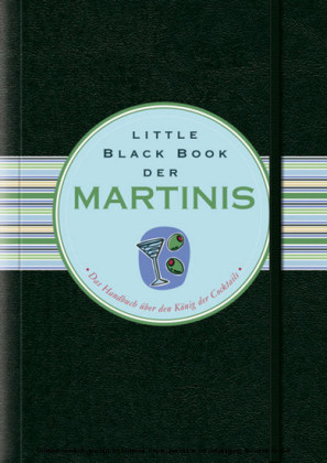 Little Black Book der Martinis