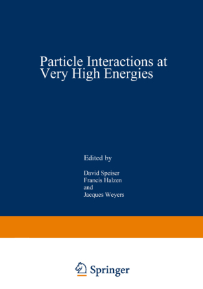 Particle Interactions at Very High Energies