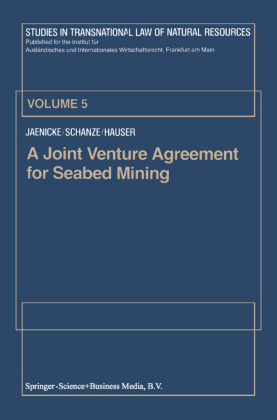 A Joint Venture Agreement for Seabed Mining