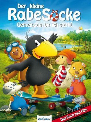 Der kleine Rabe Socke, Das Buch zum Film