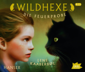 Wildhexe - Die Feuerprobe, 3 Audio-CDs