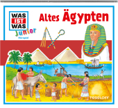 Altes Ägypten, Audio-CD Cover