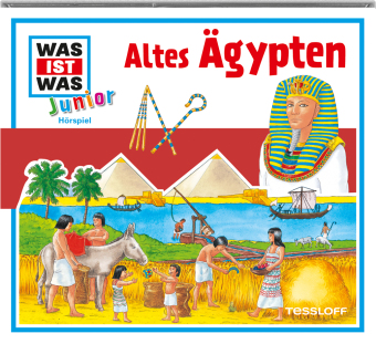 Altes Ägypten, Audio-CD