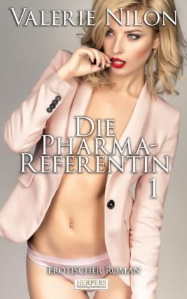 Die Pharma-Referentin