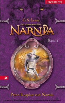 Die Chroniken von Narnia - Prinz Kaspian von Narnia (Bd. 4)