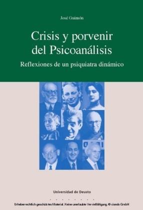 Crisis y porvenir del Psicoanálisis