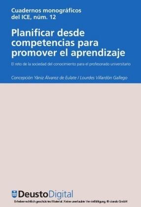 Planificar desde competencias para promover el aprendizaje
