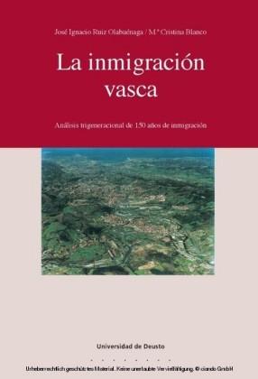 La inmigración vasca