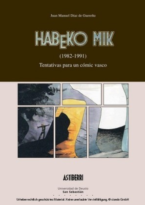 Habeko Mik (1982-1991): Tentativas para un cómic vasco