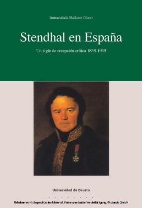 Stendhal en España