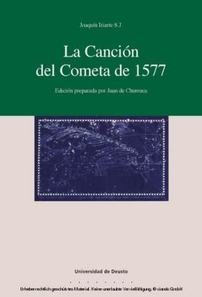 La canción del cometa de 1577