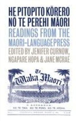 He Pitopito Korero No Te Perehi Maori
