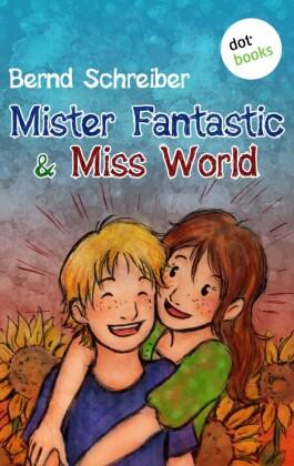 Mister Fantastic & Miss World - Band 1
