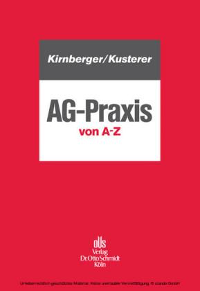 AG-Praxis von A - Z