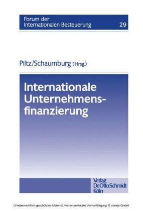 Internationale Unternehmensfinanzierung