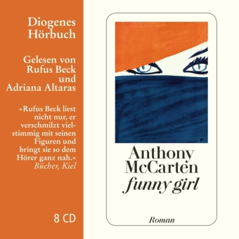 funny girl, 8 Audio-CDs