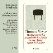 Wolkenbruchs wunderliche Reise in die Arme einer Schickse, 4 Audio-CDs Cover